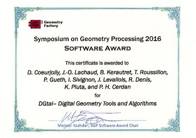 SGP Software award 2016 - Kacper Pluta's web page